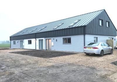 Moat Farm Barn conversion Huntington
