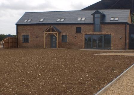 Barn conversion Hungry hall farm Huntington